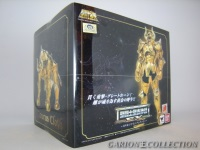 Taurus Aldebaran Gold Cloth