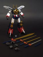 Brave Express Might Gaine Super robot Chogokin