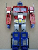 Optimus Prime 20th Anniversary