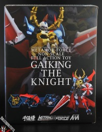 GAIKING THE KNIGHT