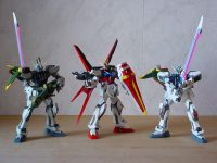 Launcher & Sword Strike Gundam
