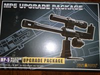Upgrade Package JUST TOYS MP-05